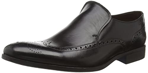CLARKS Clarks Mens Shoe Banfield Step Black 8.0 G 56Pzy0FKM