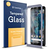 Caseology [Screen Protector] Google Pixel 3 Tempered Glass - 2 Pack