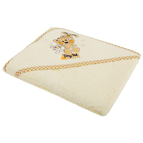Para bebé toalla con capucha con Hucha con forma de oso bordado para niña y niño
