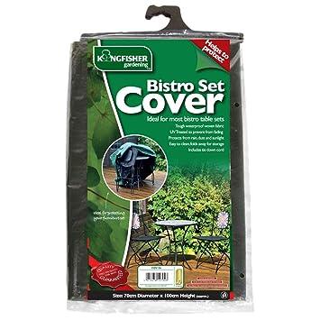 King Fisher cov126 Bistro, color verde: Amazon.es: Jardín