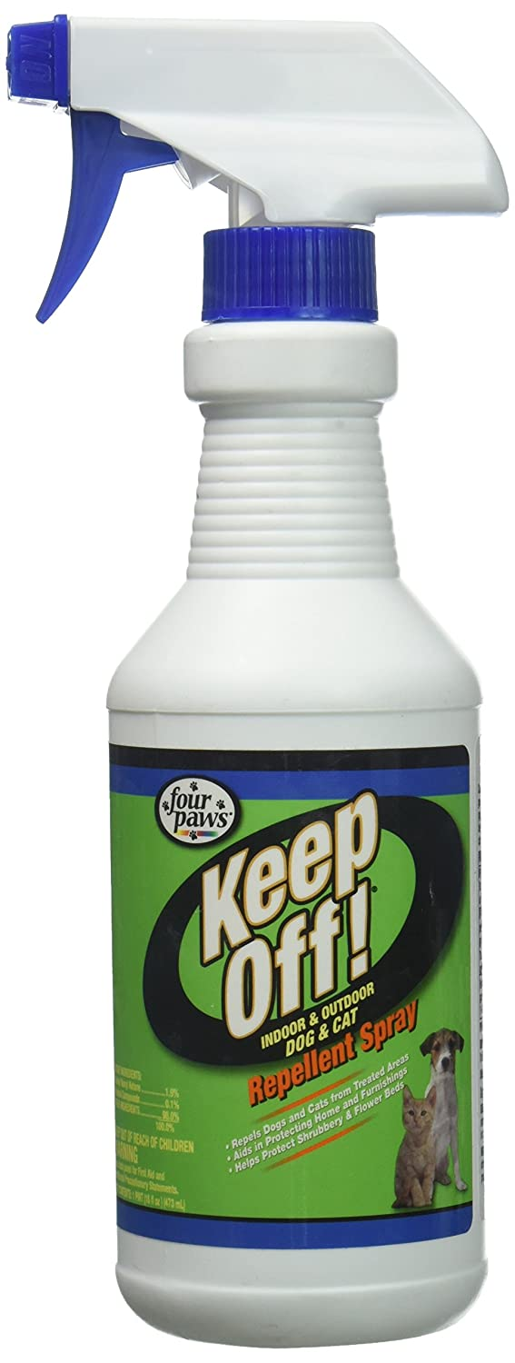 Keep Off Indoor/Outdoor Repellent Four Paws BC434915