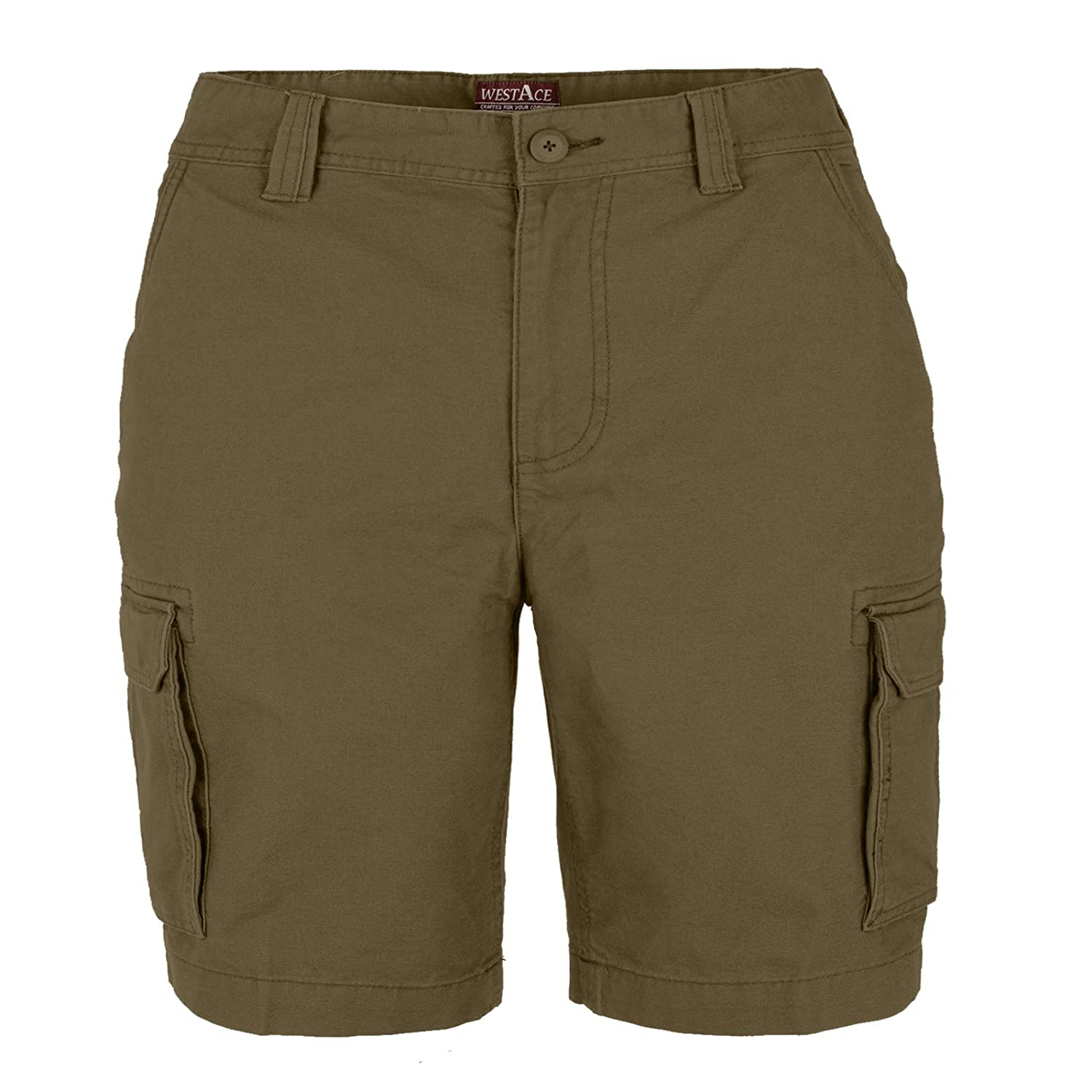 bf61cc3d8b4da Cargo work wear shorts. Cargo Combat Half Pant that s clean-cut and  versatile enough for the weekend