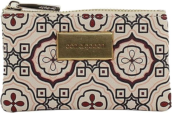 Don Algodón Urban, Cartera Monedero Mujeres, Rosa, 14x9x2 cm: Amazon.es: Zapatos y complementos