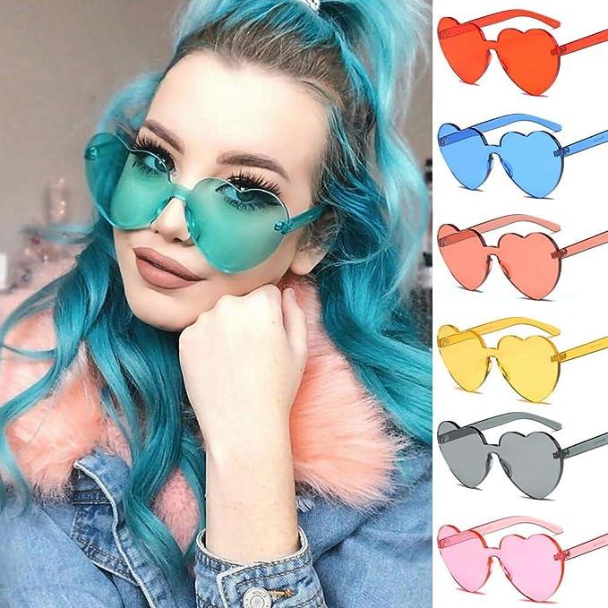 2018 Moda Gafas de sol Unisex, Nuevo Gafas de sol en forma ...