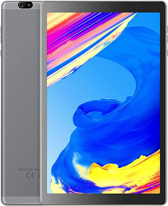 Amazon.com: VANKYO MatrixPad S20 10 Pulgadas Tablet, Procesador Octa-Core, 3GB RAM, 32GB ROM, Android OS, IPS HD Display, Bluetooth 5.0, 5G WiFi, GPS, USB C, cuerpo de metal, gris: Computers & Accessories