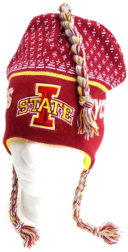 640dd6a047f Image Unavailable. Image not available for. Color  NCAA Iowa State Cyclones  Men s Toboggan Hat