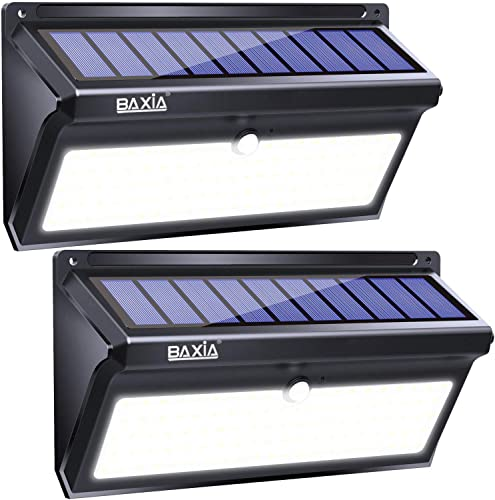 BAXIA TECHNOLOGY Solar Lights Outdoor
