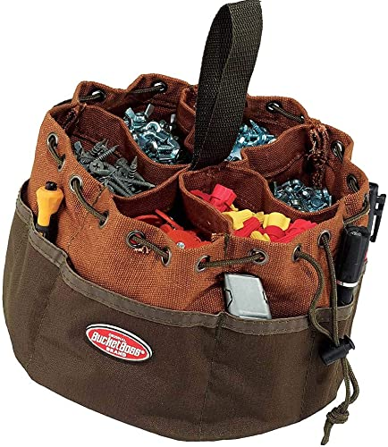 Tool Bag, Brown, Small Parts Bag, Parachute Bag
