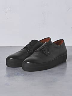 Plain Toe Bal Sneakers 1331-343-7973: Black