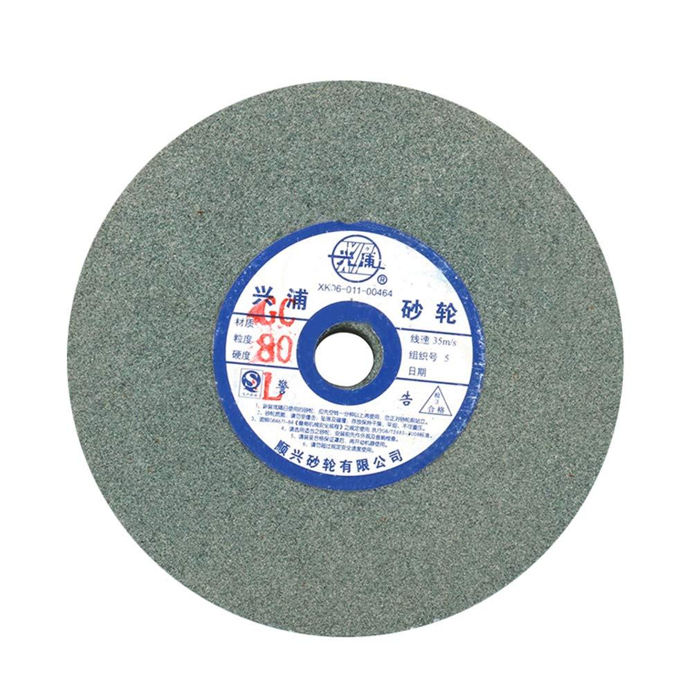 Stainless Steel 5125mm 80# Disc Grinding Wheel Abrasive Polishing Stone Wheel Disc for Polishing Metal Aluminum,Glass and Furniture