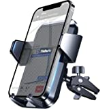 Upgrade Car Phone Holder, TOLLEFE Never Fall Strong Grip Hook Air Vent Phone Mount, [Big Phone and Thick Cases Friendly] Phon