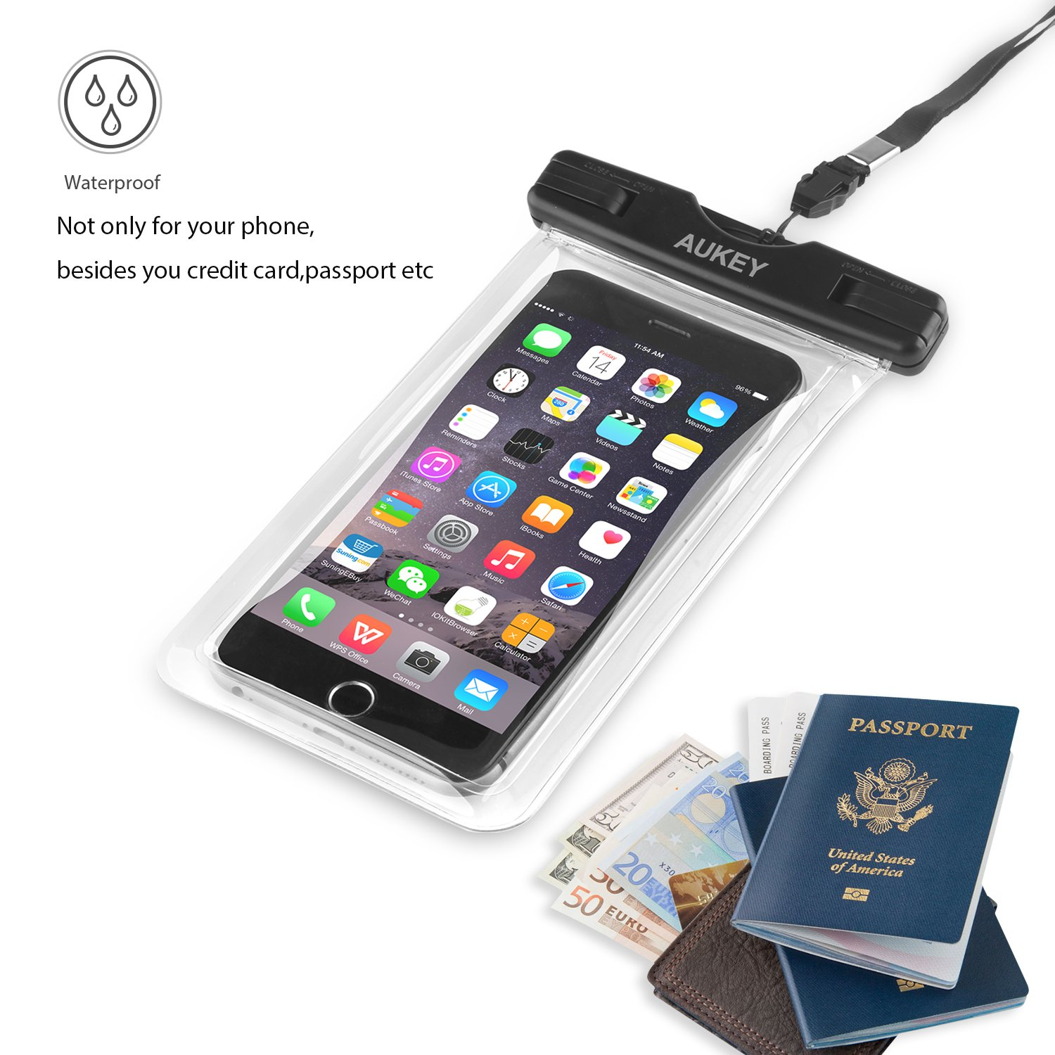 custodia iphone 6 waterproof