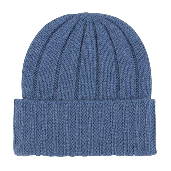 6bfba80ff7d Womens Hat Alice 100% Cashmere 6 Plys Colors - Blue Navy  Stephanie ...