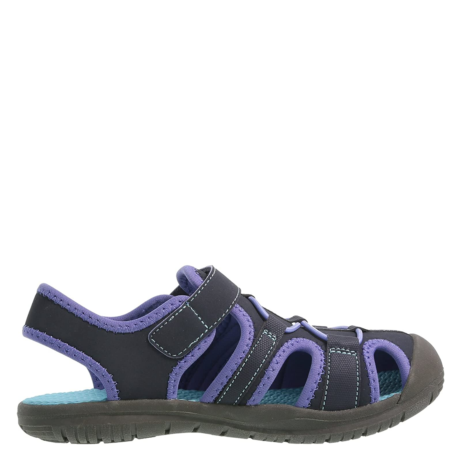 Rugged Outback Girls' Marina Bumptoe Sandal 7 M US - 1