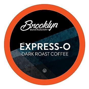 Brooklyn Beans Express-O Espresso K Cup