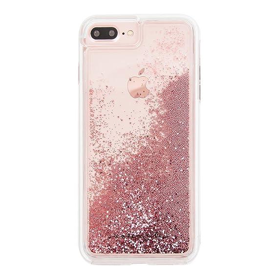buy popular eebd3 b7b59 Case-Mate iPhone 8 Plus Case - WATERFALL - Cascading: Amazon.in ...