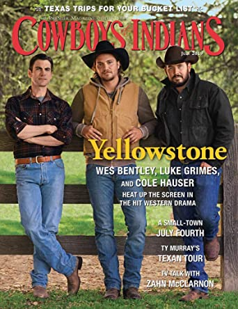 Cowboys & Indians: Amazon com: Magazines