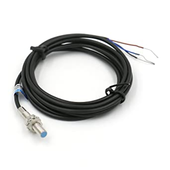 Heschen LJ5A3-1-Z/AX - Detector inductivo de sensor de proximidad (