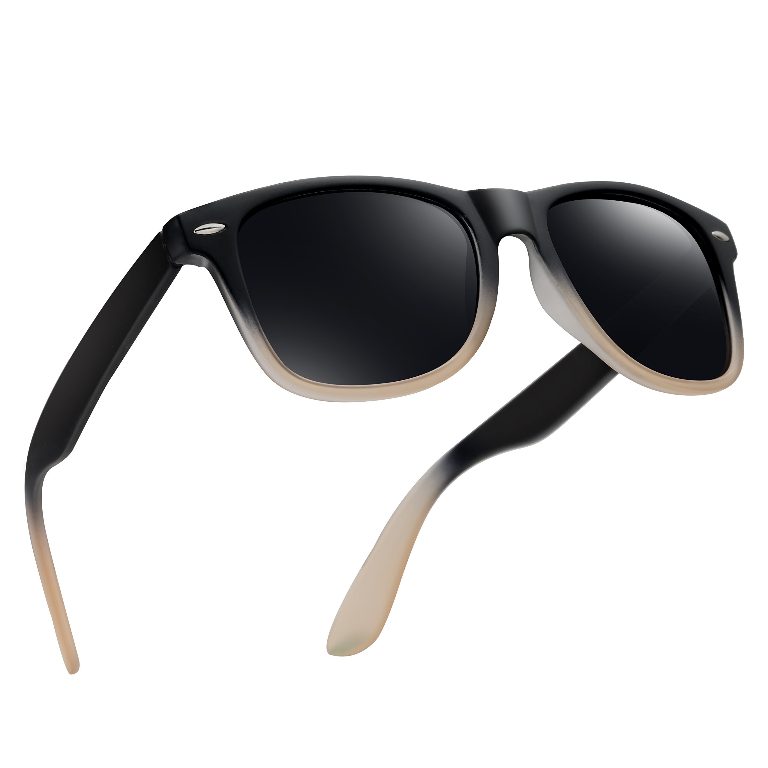 c5cd2a2e9a4 Sunglasses for Men Vintage Polarized Sun Glasses Shades WP1001-2. by wearpro