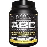 Core Nutritionals ABC Pre-Workout Supplement, Lemonade, 2 lb. 3 oz.