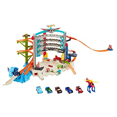 Hot Wheels Ultimate Garage Playset Standard Packaging: Toys & Games