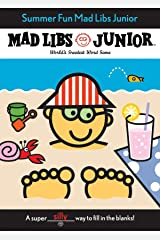 Summer Fun Mad Libs Junior Paperback
