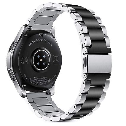Amazon.com: VIGOSS Compatible con reloj Galaxy de 1.811 in ...