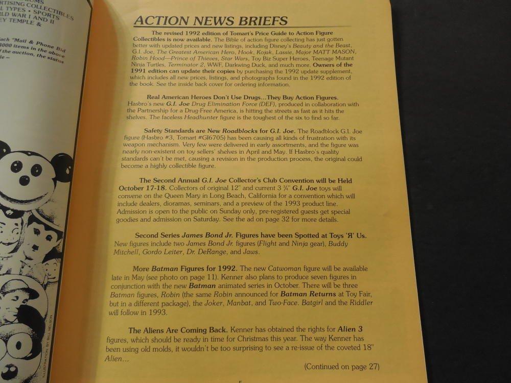 Tomarts Action Figure Digest Volume 2, #5 Batman Update at ...