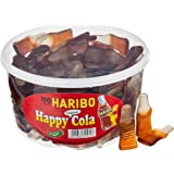 Haribo Happy Cola, Dose, 150 Stück, 1200g