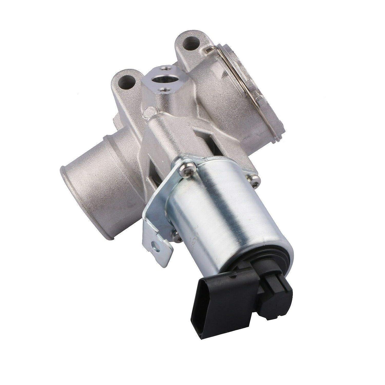99-04 City-Coupe MOSTPLUS Valvola di ricircolo gas di scarico EGR per 450 0.8 CDi 01-04 Cabrio 04-07 Fortwo /& Fortwo Cabrio 0022356V003
