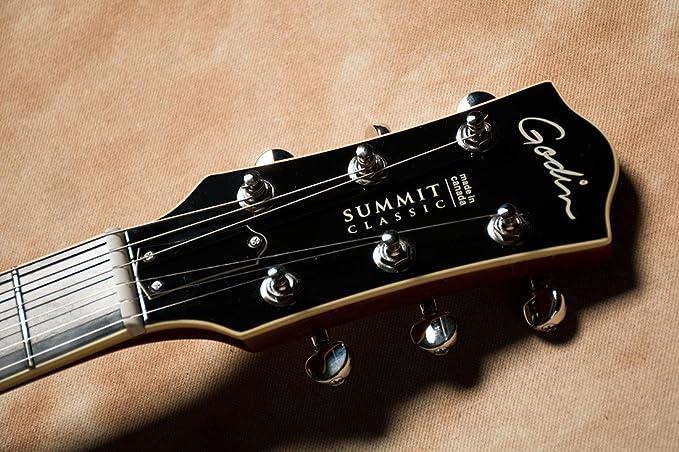 Used Godin Cumbre classic-p90 C.B guitarra eléctrica: Amazon.es: Instrumentos musicales