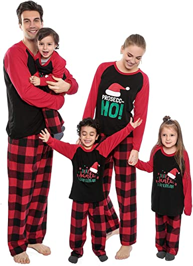 LAST CALL 50/% OFF Christmas Gifts Personalized Christmas Pajamas for Girls and Boys Kids Matching Pajamas Customized Christmas Pjs
