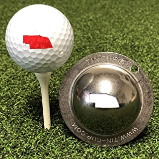 product image for Tin Cup Nebraska State Golf Ball Custom Marker Alignment Tool