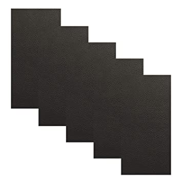 Amazon Com Leather Repair Patch 5 Pieces Leather Adhesive Patches