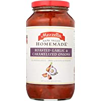 Mezzetta Roasted Garlic and Caramelized Onions, 25 Ounce (Pack of 6)