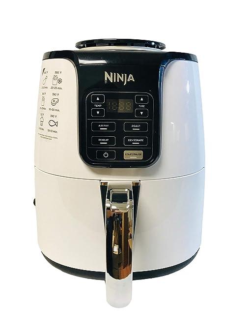 Amazon.com: Freidora de aire Ninja, base programable de 1550 ...
