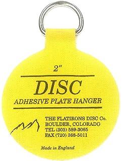 Flatirons Disc Adhesive Large Plate Hanger Set (4-4 Inch Hangers ...