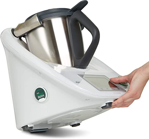 Qitchen - Tabla deslizante invisible para Thermomix TM6 y TM5 ...