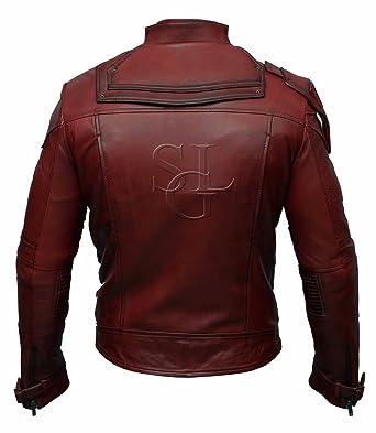 Superior Leather Garments - Chaqueta - Trenca - para Hombre: Amazon.es: Ropa y accesorios
