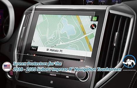 "2016 2017 2018 Toyota Highlander 8/"" Display Anti Glare Screen Protector 2x"