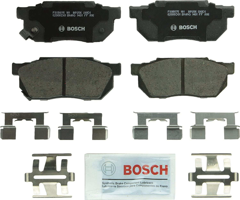 CRX Front eLine Slotted Brake Rotors Semi-Met Brake Pads For 1988 Honda Civic