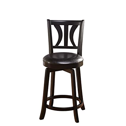 Enjoyable Amazon Com Target Marketing Systems 51024Blk 24 Houston Machost Co Dining Chair Design Ideas Machostcouk