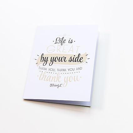 Mr. Wonderful woa01300 tarjeta de felicitación - Life is ...