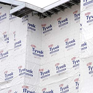 DuPont Tyvek CommercialWrap Home Wrap - 5' x 200' Roll