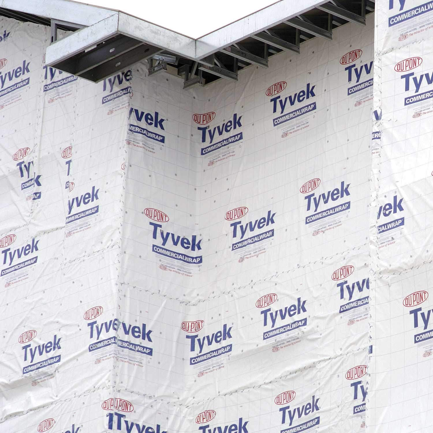 DuPont Tyvek CommercialWrap Home Wrap - 5' x 200' Roll by DuPont
