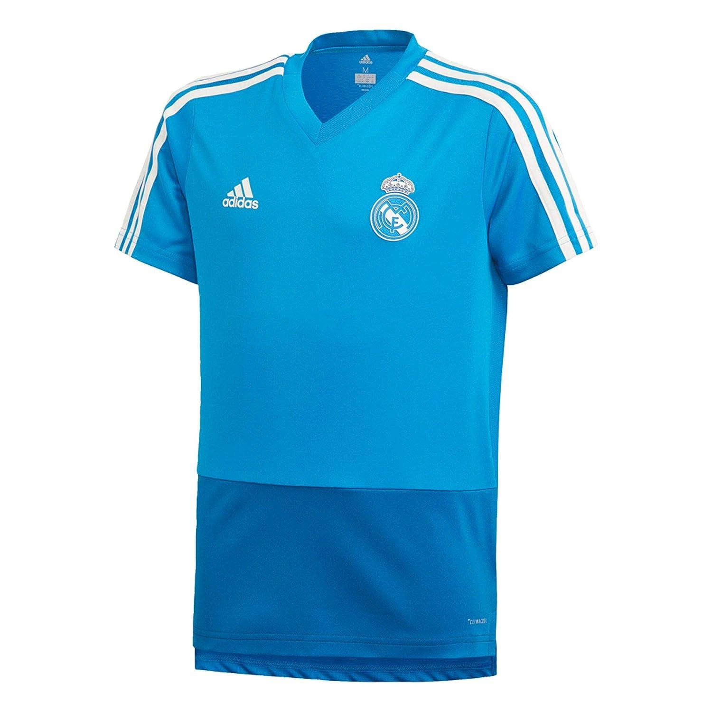 adidas Real TR JSY Y Camiseta, Niños, Multicolor (azuart/azreos ...