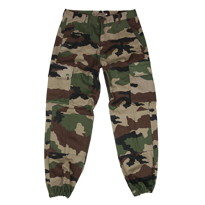 f3c6fdb06c97b 101 Inc.- Pantalon Treillis Francais F2 Camouflage