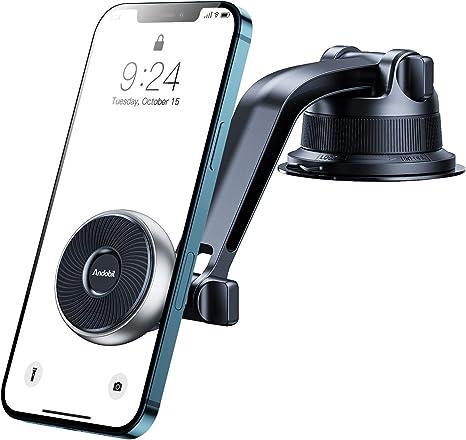 andobil Neueste Ultra Stabile Handyhalterung Auto Saugnapf Universale Handyhalter Auto Handy Halterung f/ür KFZ Handyhalterung f/ür iPhone 12 Pro//11//11 Pro//Samsung S20//S10//A51//Huawei//OnePlus//Xiaomi usw.