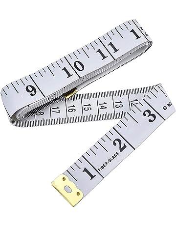 """Nueva 1pc 60 pulgadas 60/"""" medidas de cinta suave Sastre Costurera CONFECCIÓN COSTURA UK"""