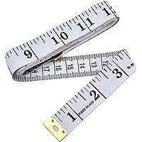 Cinta métrica de doble cara para medir el